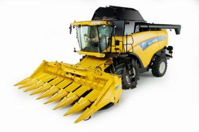 CR9090 avec bec a maïs
