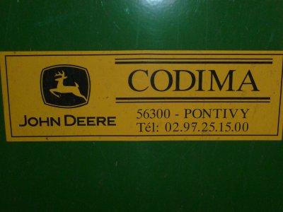 pub concessionnaire John Deere de Pontivy