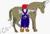 Nos chevaux et le Personnel: