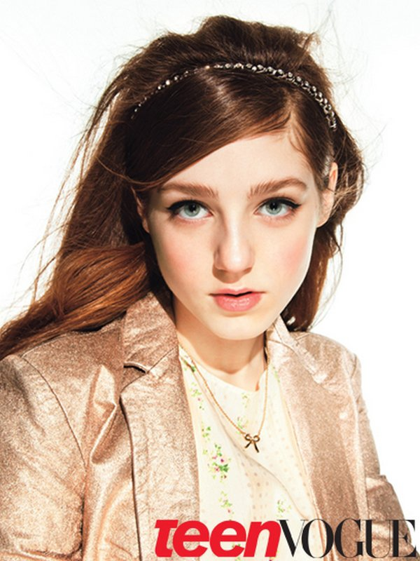 21/04/2012-Jasmine sera dans le magazine Teen Vogue en Mai