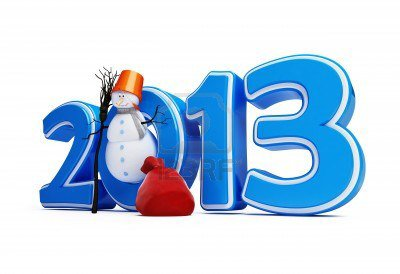 BONNE ANNEE 2013 A VOUS