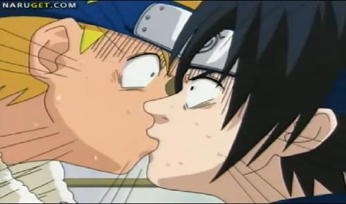 Notre premier baiser XD