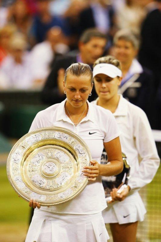 Petra Kvitova Wimbledon Champion 2014