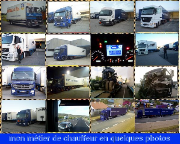 salut mes amis bienvenu sur mon blog pour vous faire partager ma passion de la route et des camions ,des photos de mon métier de tractionaire de nuit aux transports alloin /kuehne+nagel bonne visite aux vrais passionnés