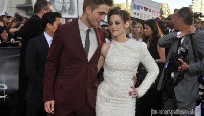 """"""" Robert Pattinson et Kristen Stewart : Le Mariage ! """""""