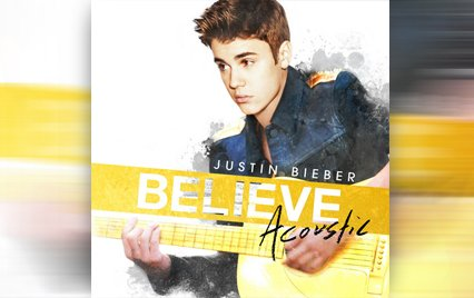 Justin Bieber Nothing Like Us Believe Acoustic