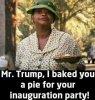 Bonne dégustation Mr TRUMP, il est fait avec amour ;)