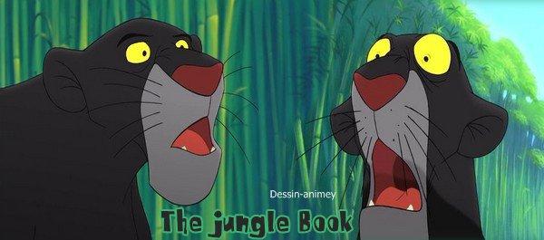 ☆ Le livre de la jungle ☆
