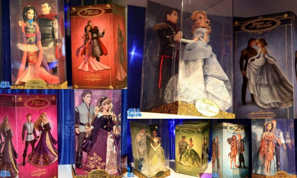 ..Disney Fairytale Doll Designer...