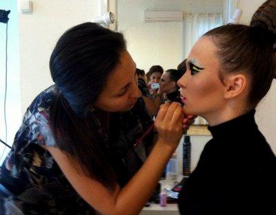 Olga Belova&backstage