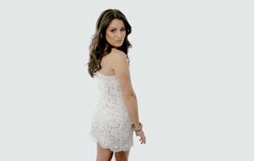 Lea Michele (alias Rachel)