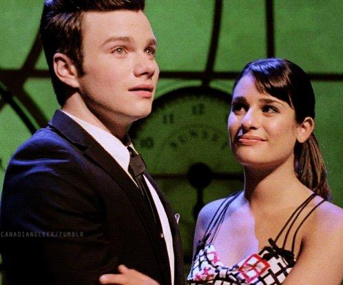 Kurt et Rachel