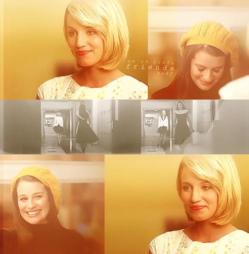 Rachel et Quinn