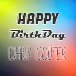 Happy Birthday Chris