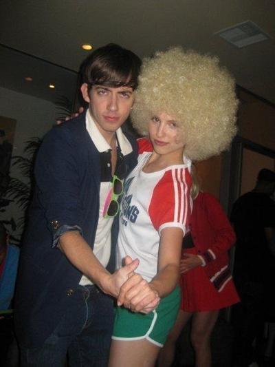 Dianna et Kevin