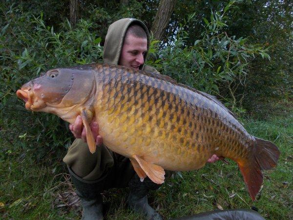 Bonne pêche de fin de saison !!