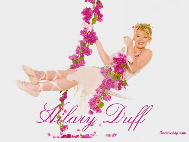 Hilary Duff  *O*
