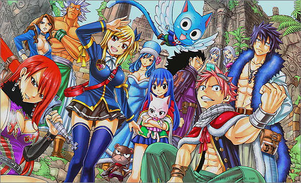【Fairy Tail】