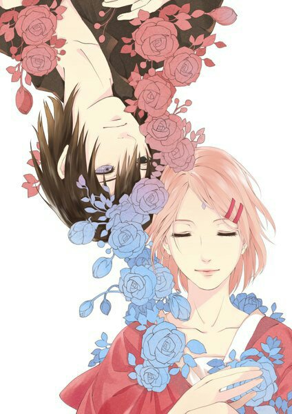 Blog de fictions SasuSaku.