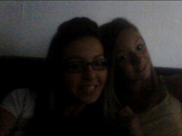 Moi et Belinda