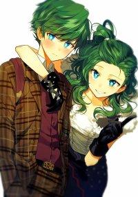 Fiche RP 8 ~ Mai et Hiroki Kudo ~