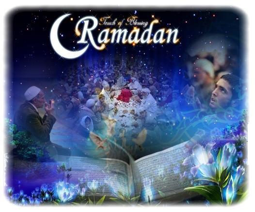Le mois de ramadan ENFIN LA
