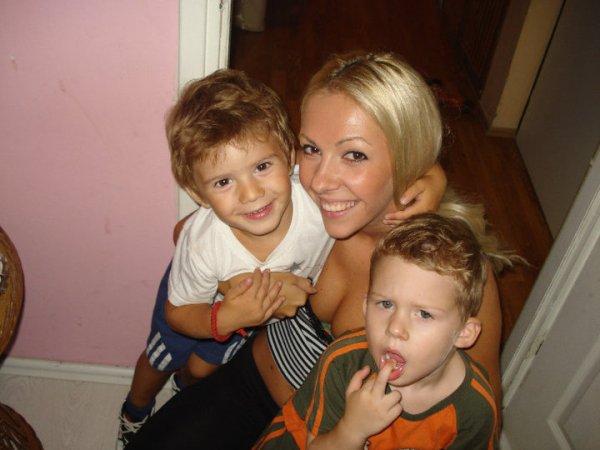 Luka, Darjo et moi