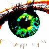 Un oeil , une pensée