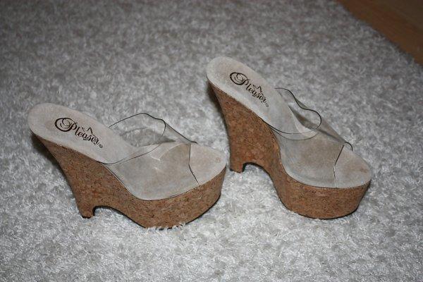 mes pieds (vernis bleu)