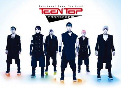 Teen Top - Angel [Hangul/Romanization/English] Color ...