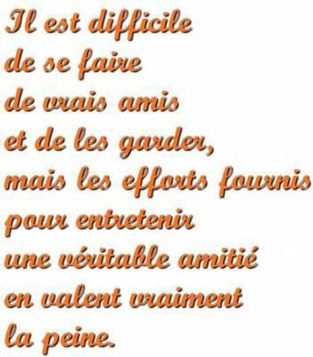 Bonheur Et Amitie Texte De Ma Création Dédié à Mon Amie