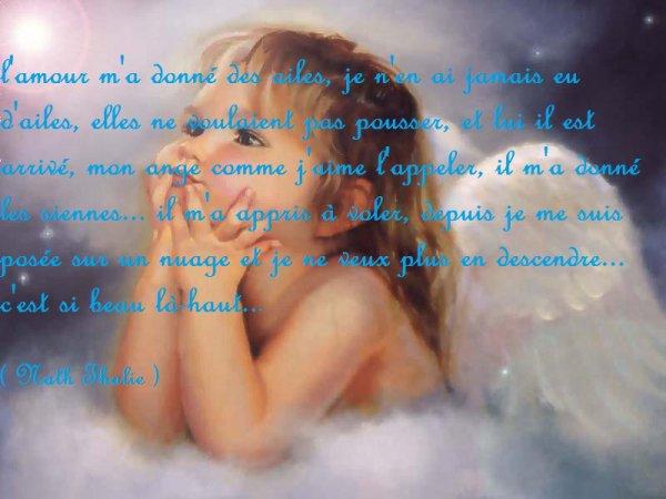 ....... MON PETIT PRINCE ( texte de ma création ) .....