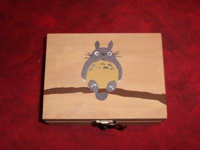 Boîte Totoro