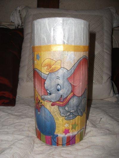 "Lampe ""Dumbo"""