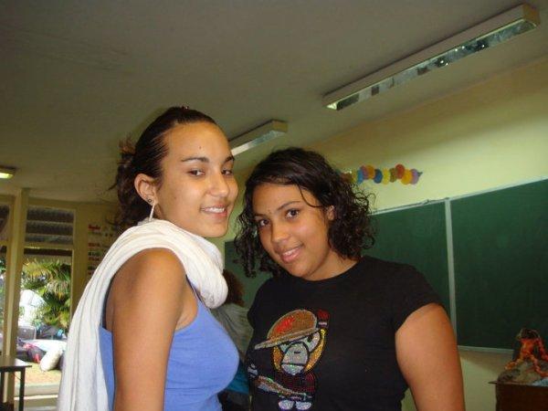 Prisca et Anne.P