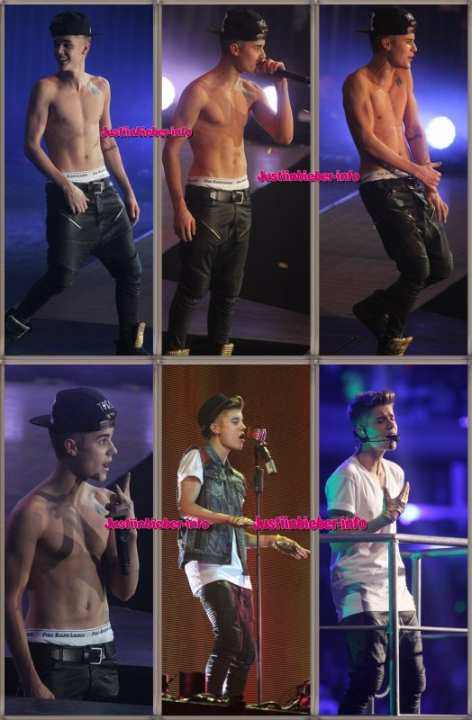 Justin en Concert Au Madison Square Garden [2eme date]