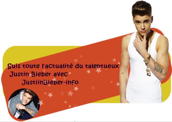 Justin au festival de Cannes.