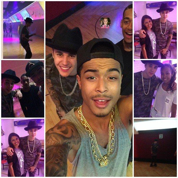 Justin à Los Angeles 16 et 17 juillet.