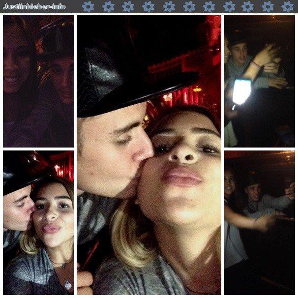 Justin et des fans à Los Angeles - Justin en voiture avec SG- Photoshoot Adidas Neo.