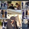 Justin à Rome en Italie.