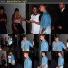 Justin faisant du shopping à Los Angeles.