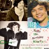 HAPPY BIRTHDAY HARRY !!