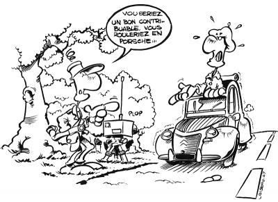 Humour ceci n 39 est pas une voiture mais un art de vivre - Dessin humoristique voiture ...