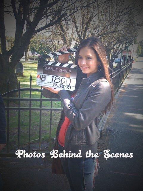 Behind the Scenes saison 1