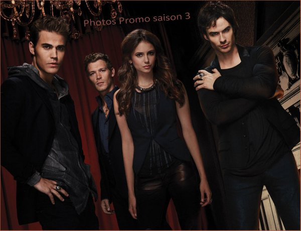 Photos promo saison 3