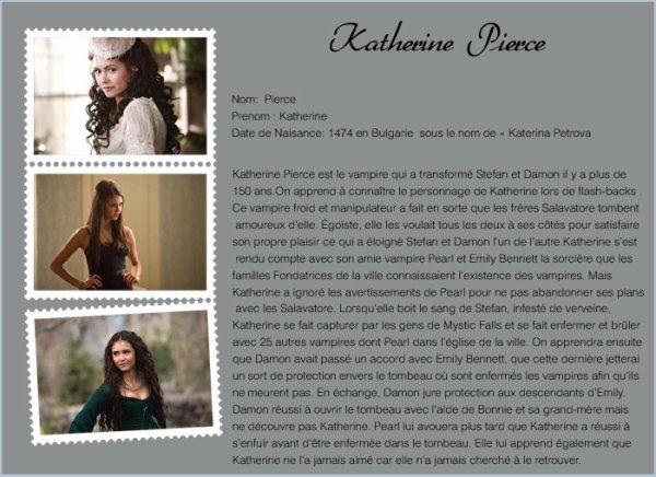 •Katherine Pierce