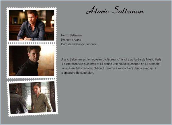 •Alaric Saltzman