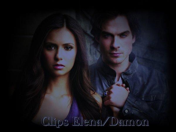 Vidéo des scènes entre Damon / Elena durant la saison 1 a telecharger ou a voir
