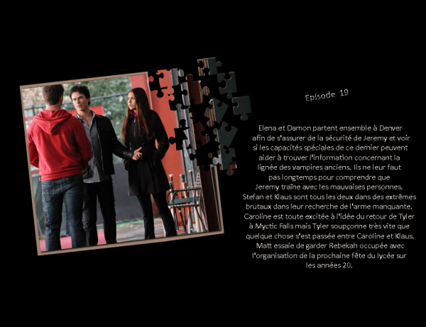 Resumer episode 319