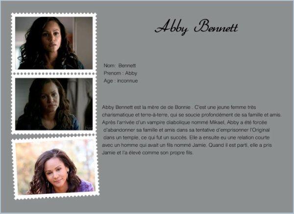 Abby Bennett